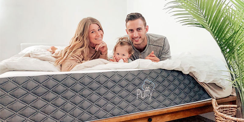 Puffy Mattress Reviews California